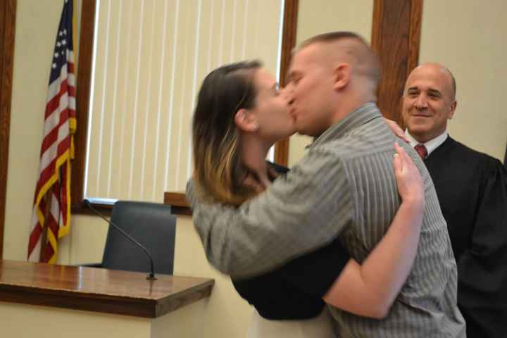 Married at the Courthouse! *Pics*