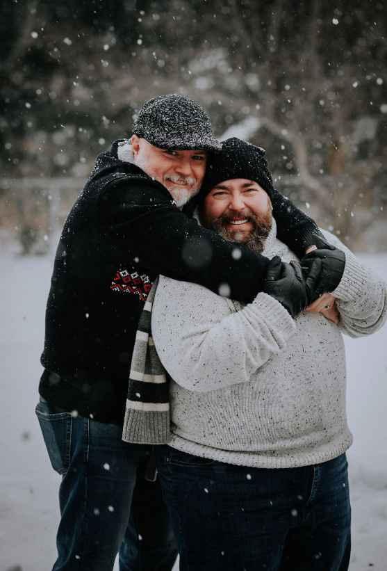 snow hug