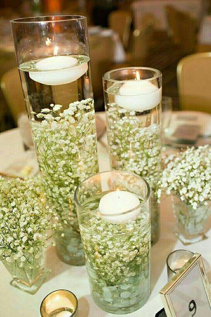 Babys Breath Centerpiece Weddings Do It Yourself Wedding Forums