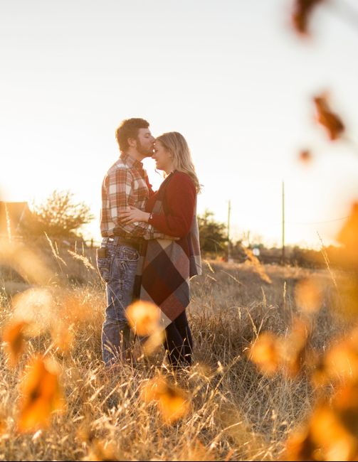 engagement pics - show me your favorite picture 16