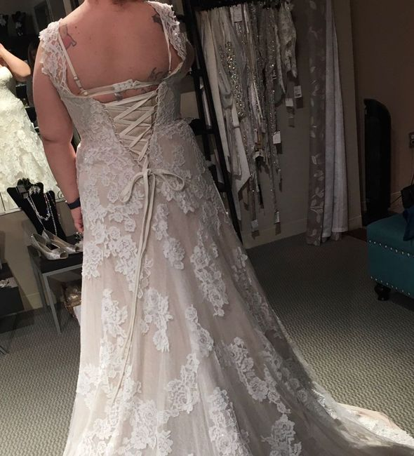 """Where are all my """"thicker"""" brides at? - 1"""