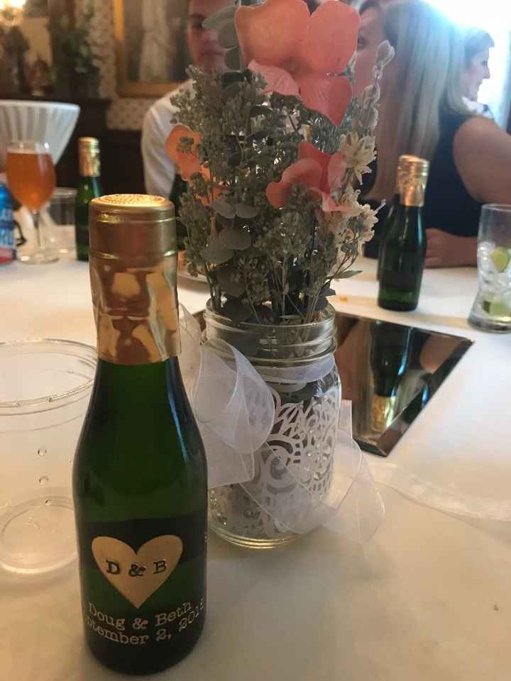 Favors and centerpieces