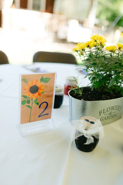 Table Numbers! - share yours!! 9