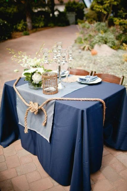 Mr and Mrs wedding table 1