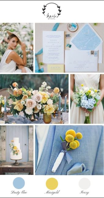 Wedding colors 3
