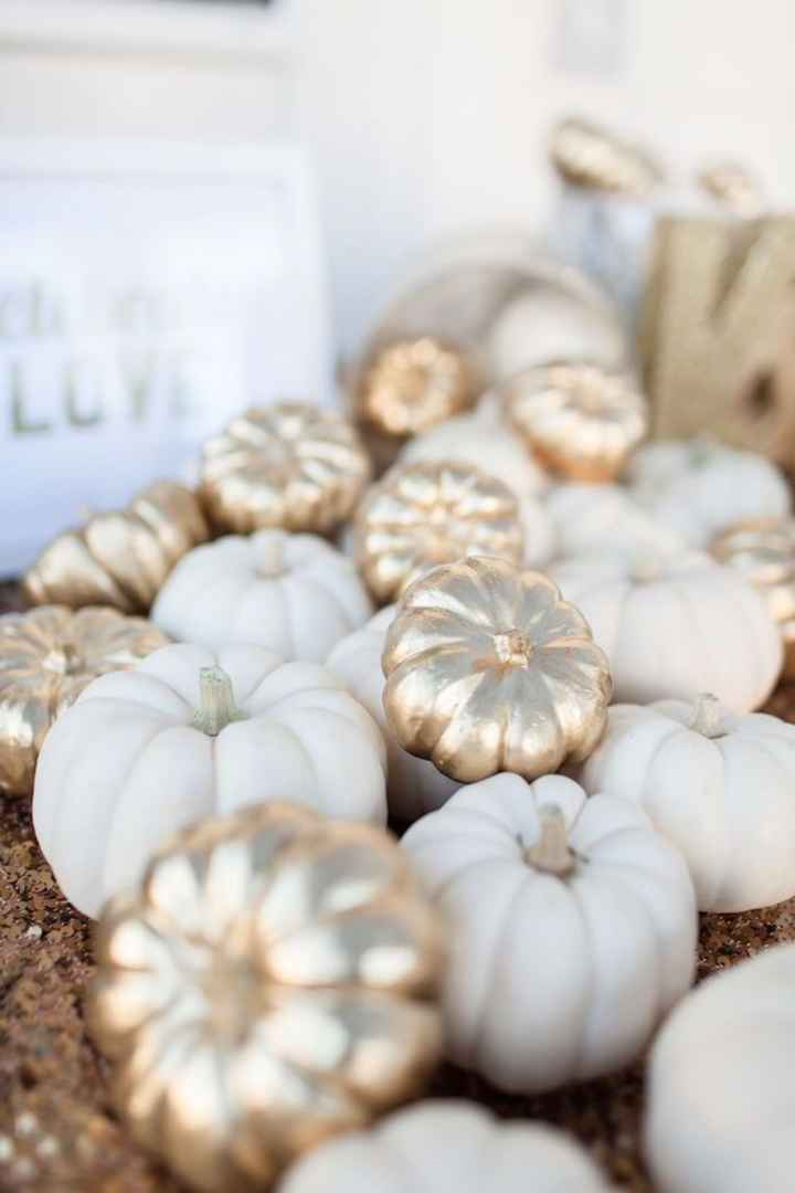 Fall theme decorations - 4