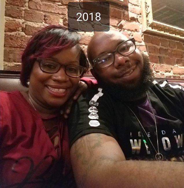 Post your first selfie as a couple! 22