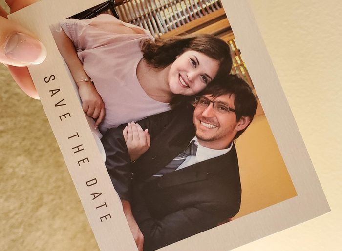 Help me choose our Save The Date image! 1