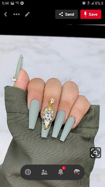 Wedding Nails!?? - 1