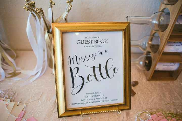 Show me your guestbook inspiration! - 1
