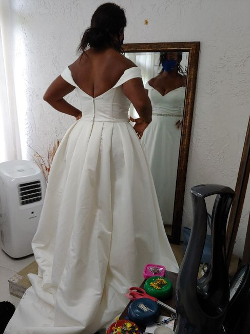 2Nd dress fitting 2
