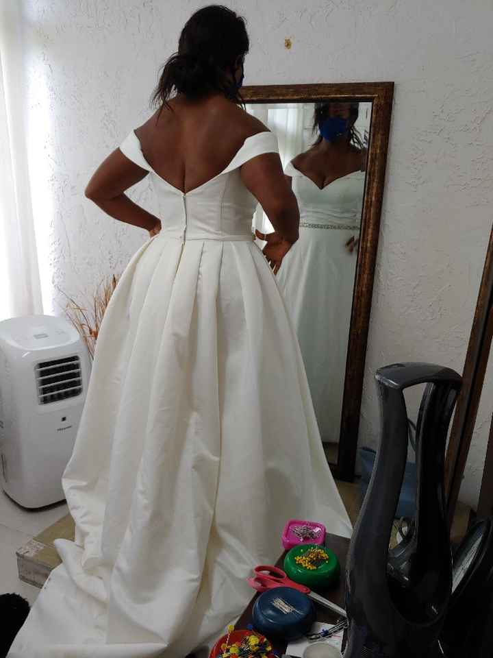 2Nd dress fitting - 2