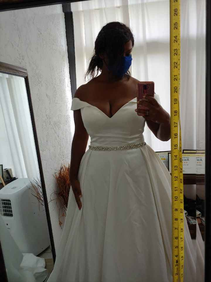 2Nd dress fitting - 3