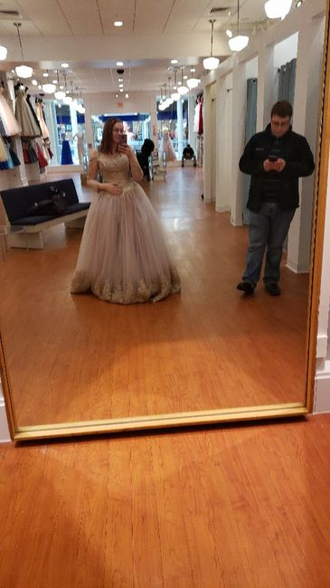 Maid of Honor angry with me over dress 2