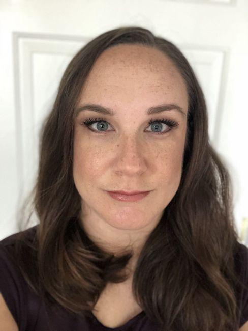 Second makeup trial - 4
