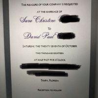 Proof my invites please! - 1