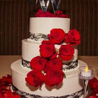 Show me your wedding cakes!