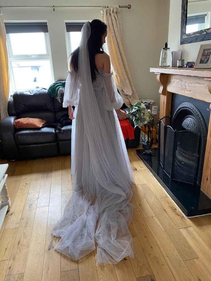 Elopement dress 2