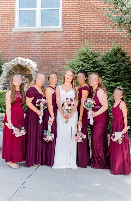 Bridesmaid Dresses? 1