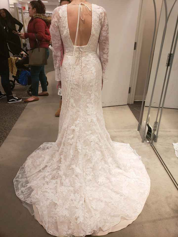 Found my dress now show me yours! - 1