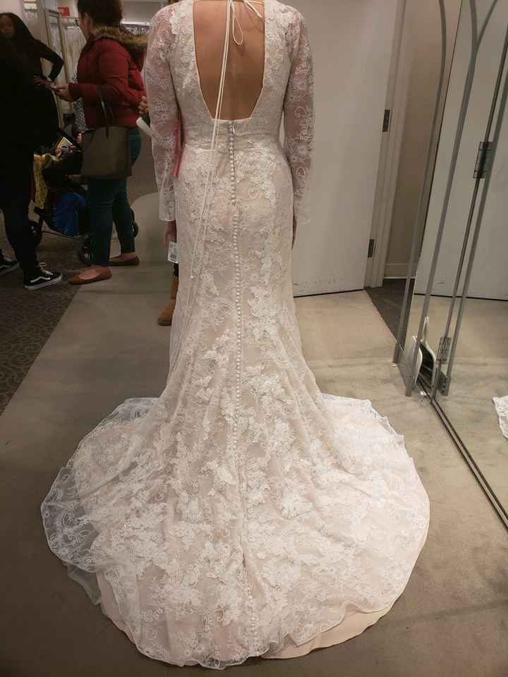 Would love to see your dresses! - 2