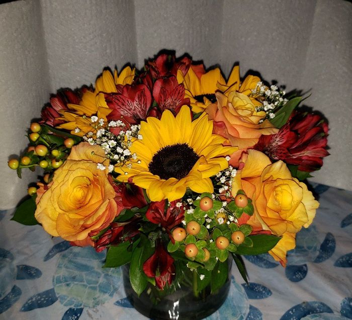 Fall Brides Drop Your Bouquet Inspiration 14
