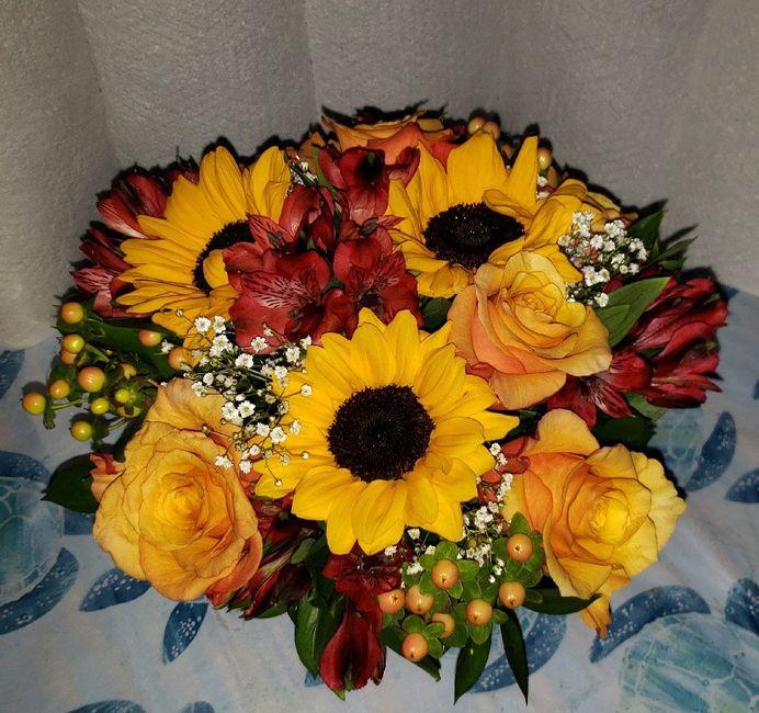 Fall Brides Drop Your Bouquet Inspiration 15