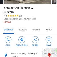 Seamstress in New York? Preferably in Queens - 1