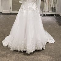 David's bridal alterations - 1