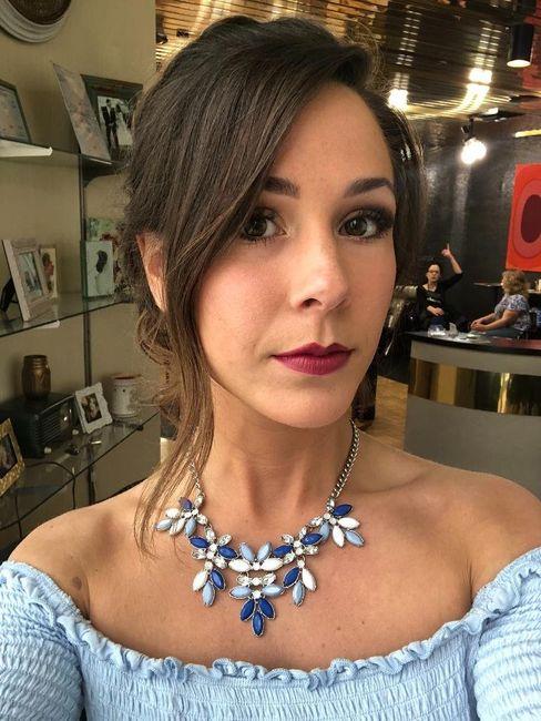 Wedding Day Makeup 1