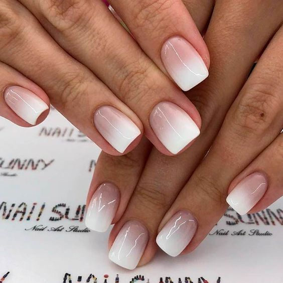 Let me see your wedding nails! 1