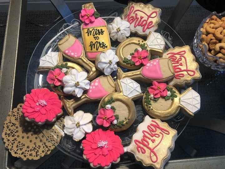 Custom-Made Cookies