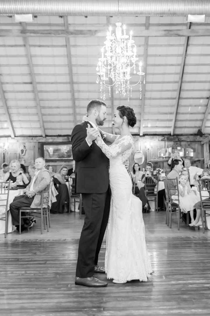 First Dance to Tennessee Whiskey, by Chris Stapleton