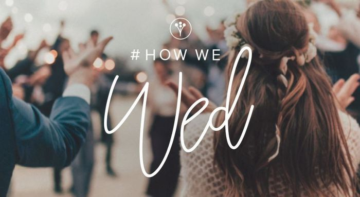 #HowWeWed: Share how you personalized your wedding to win! 1
