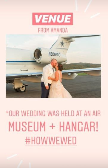 #HowWeWed: Share how you personalized your wedding to win! 8