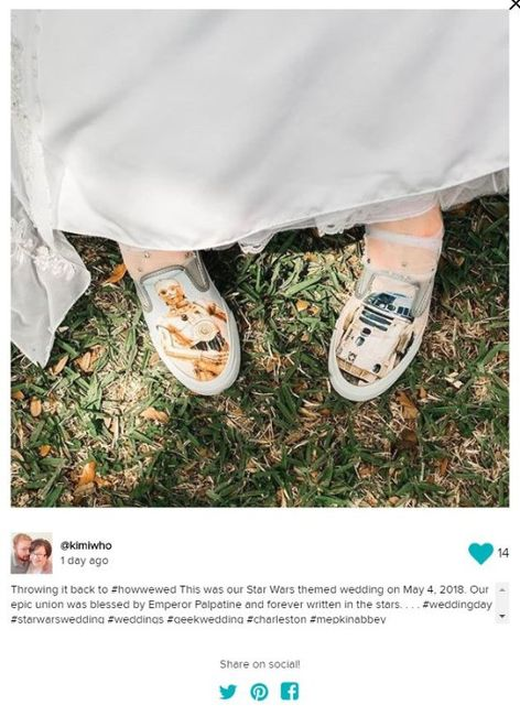 #HowWeWed: Share how you personalized your wedding to win! 29