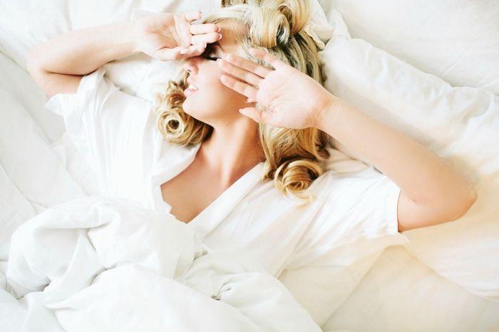 True or False: I've had a wedding dream (or nightmare)! 1