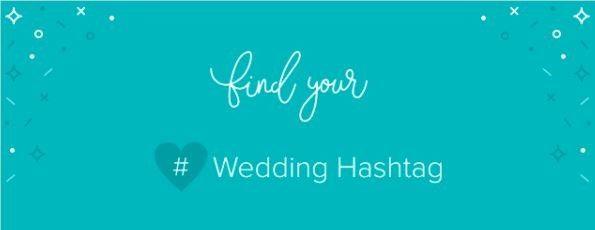 Wedding Hashtag Help! 1