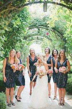 Short or Long Bridesmaids Dresses? 2