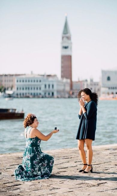 Who proposed? 1