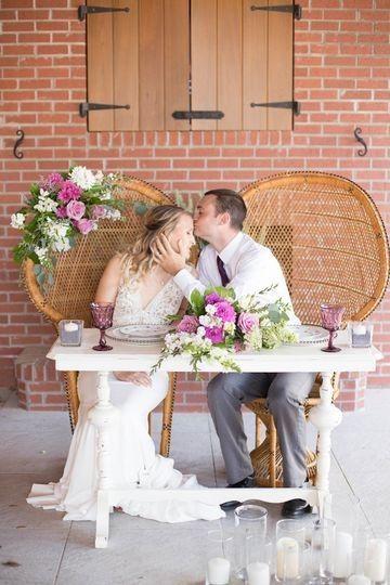 Sweetheart or Head Table? 1