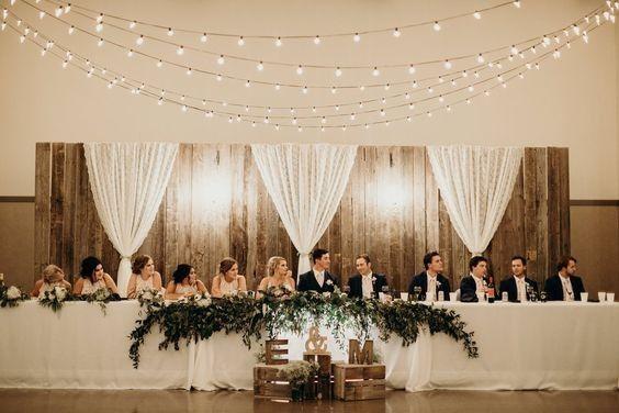 Sweetheart or Head Table? 2