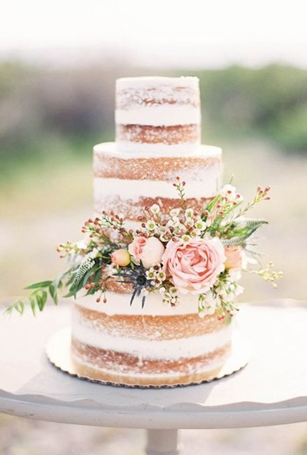 Naked Cakes: Overrated or Underrated? 1