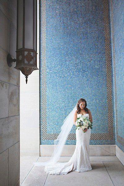 Wedding Dress - Red, White or Blue? 2