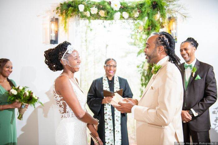 Keep or Cancel: Traditional Wedding Vows? 1