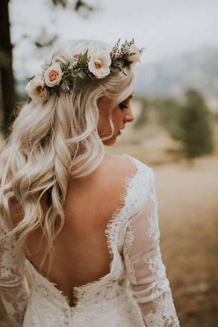 Decor Duel: Flower Crowns or Floral Wreaths? 1
