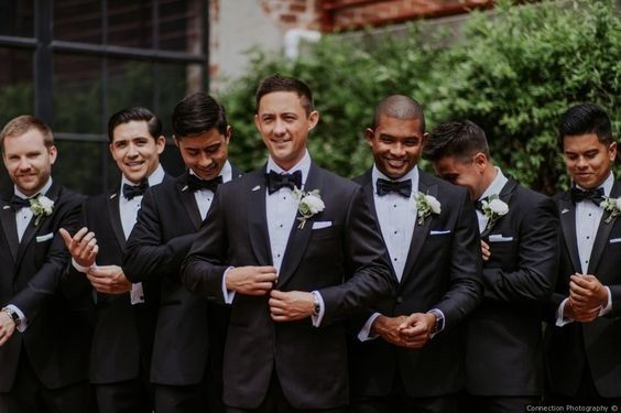 Groomsmen Suits - What Color? 3