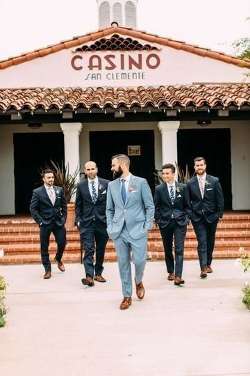 Groomsmen Attire - Matching or Mixing It Up? 2