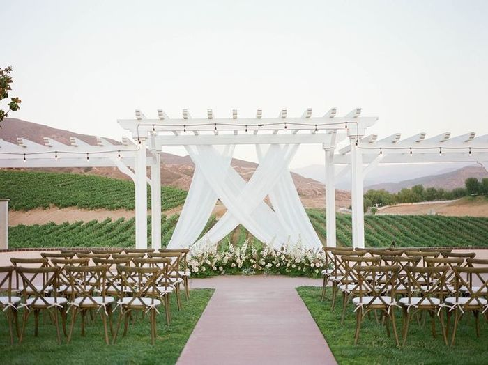 Ceremony Seating - Matching or Mixing It Up? 1