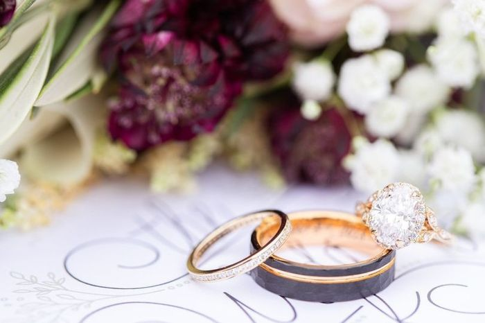 Wedding Bands - Matching or Mixing It Up? 2